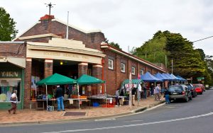 118. Bundanoon market's are held the first and third Sunday of each Month.